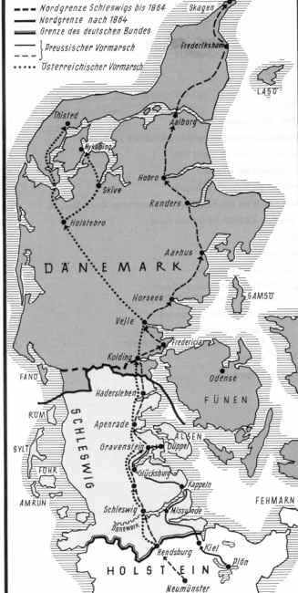 Deutsch Dänischer Krieg